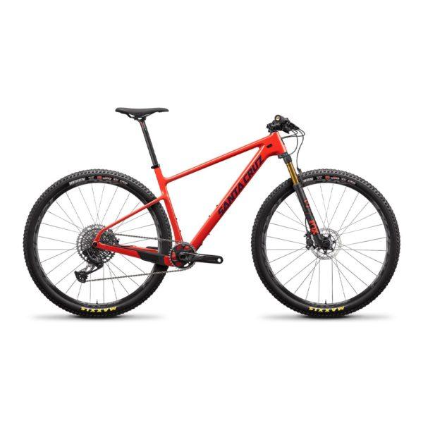 Santa Cruz Highball CC X01 29 - Ember