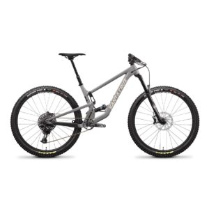 Santa Cruz Hightower A D - Smoke Grey