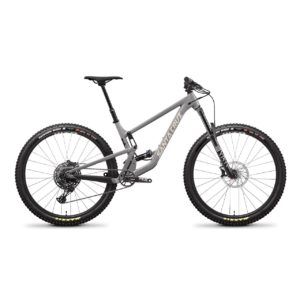 Santa Cruz Hightower A R - Smoke Grey