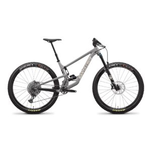 Santa Cruz Hightower A S - Smoke Grey