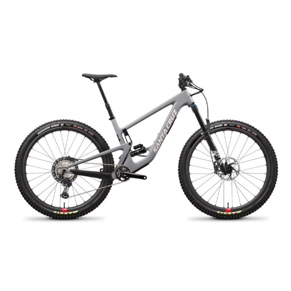 Santa Cruz Hightower C XT RESERVE - Smoke Grey