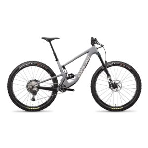 Santa Cruz Hightower C XT - Smoke Grey