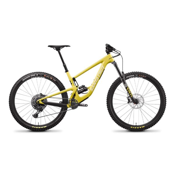 Santa Cruz Megatower C R - Amarillo Yellow