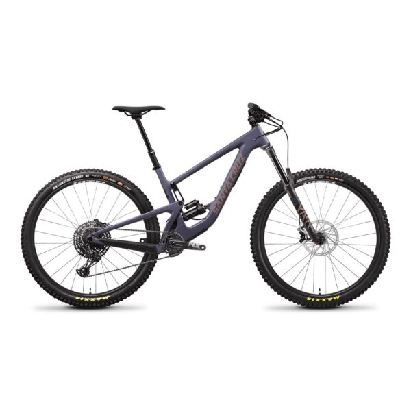 Santa Cruz Megatower C R - Storm Grey