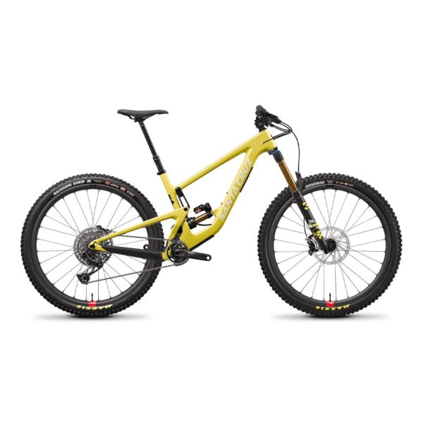 Santa Cruz Megatower CC X01 RESERVE - Amarillo Yellow