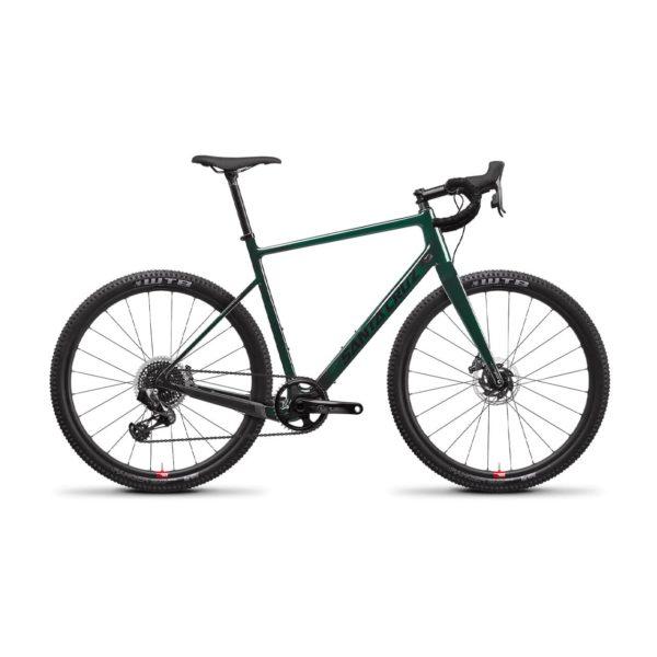 Santa Cruz Stigmata CC FORCE 1X RESERVE 650 - Midnight Green