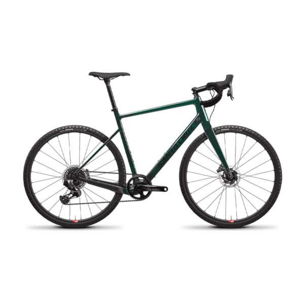 Santa Cruz Stigmata CC FORCE 1X RESERVE 700 - Midnight Green