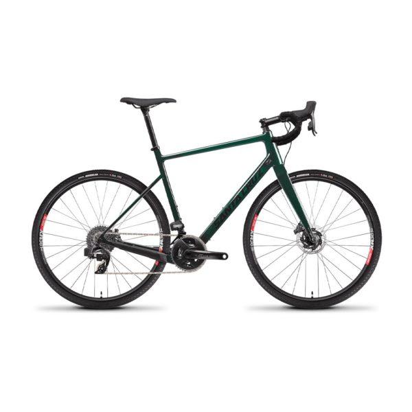 Santa Cruz Stigmata CC FORCE 2X - Midnight Green