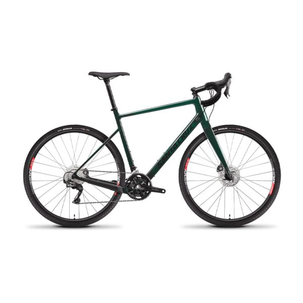 Santa Cruz Stigmata CC GRX 2X - Midnight Green