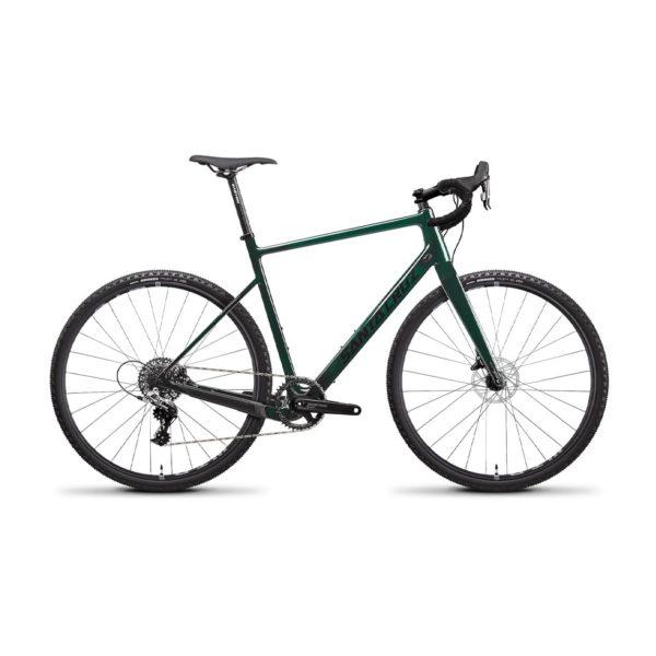 Santa Cruz Stigmata CC RIVAL 1X - Midnight Green