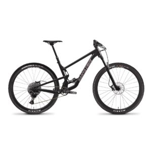 Santa Cruz Tallboy A D - Black