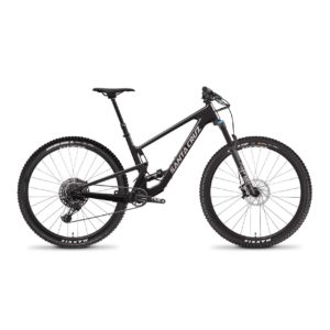 Santa Cruz Tallboy C R - Black
