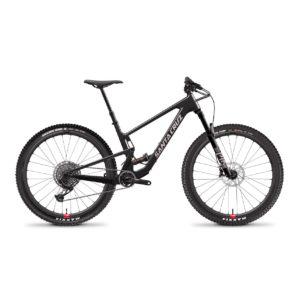 Santa Cruz Tallboy CC X01 RESERVE - Black