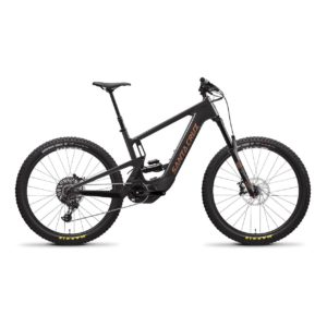 Santa Cruz e-Mtb Heckler CC R - Blackout and Copper