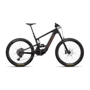 Santa Cruz e-Mtb Heckler CC S - Blackout and Copper