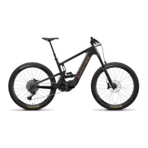 Santa Cruz e-Mtb Heckler CC X01 RESERVE - Blackout and Copper