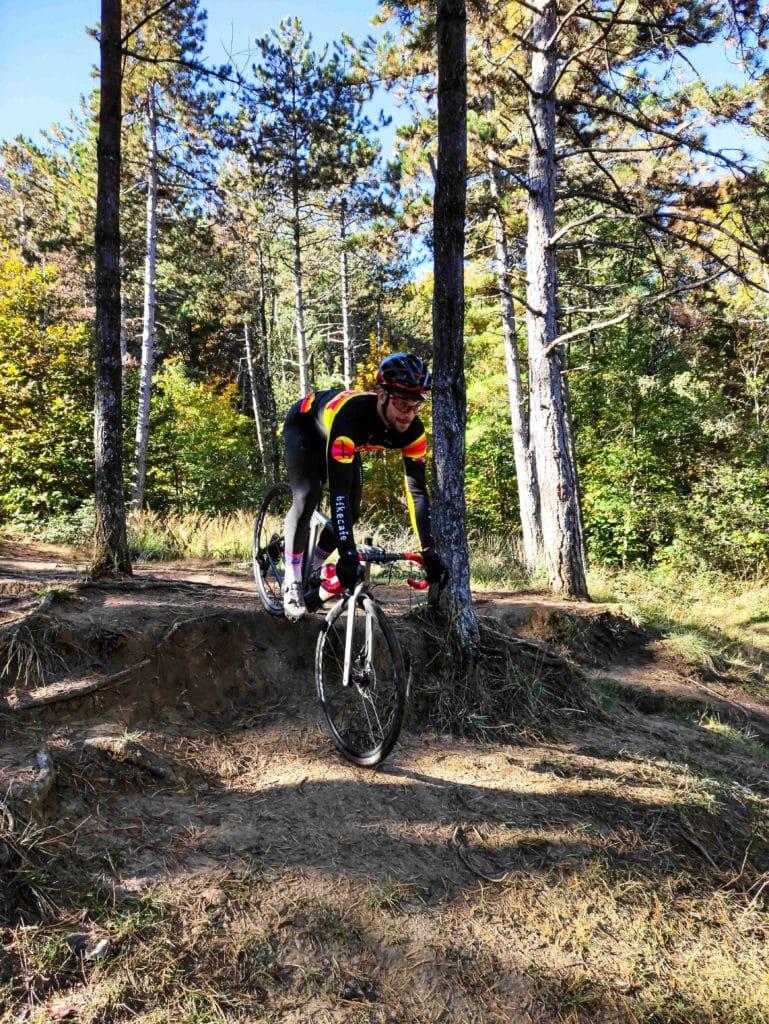 3T Exploro prova nel bosco Bikecafe