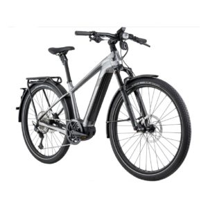 CANNONDALE Tesoro Neo X SPEED 2021 - Gray