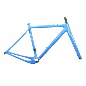 OPEN U.P. GravelPlus frameset 2021 - Blue
