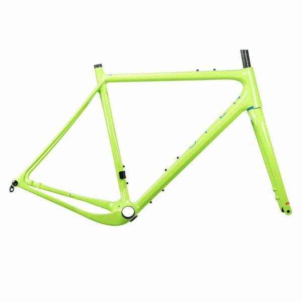 OPEN U.P. GravelPlus frameset 2021 - Green