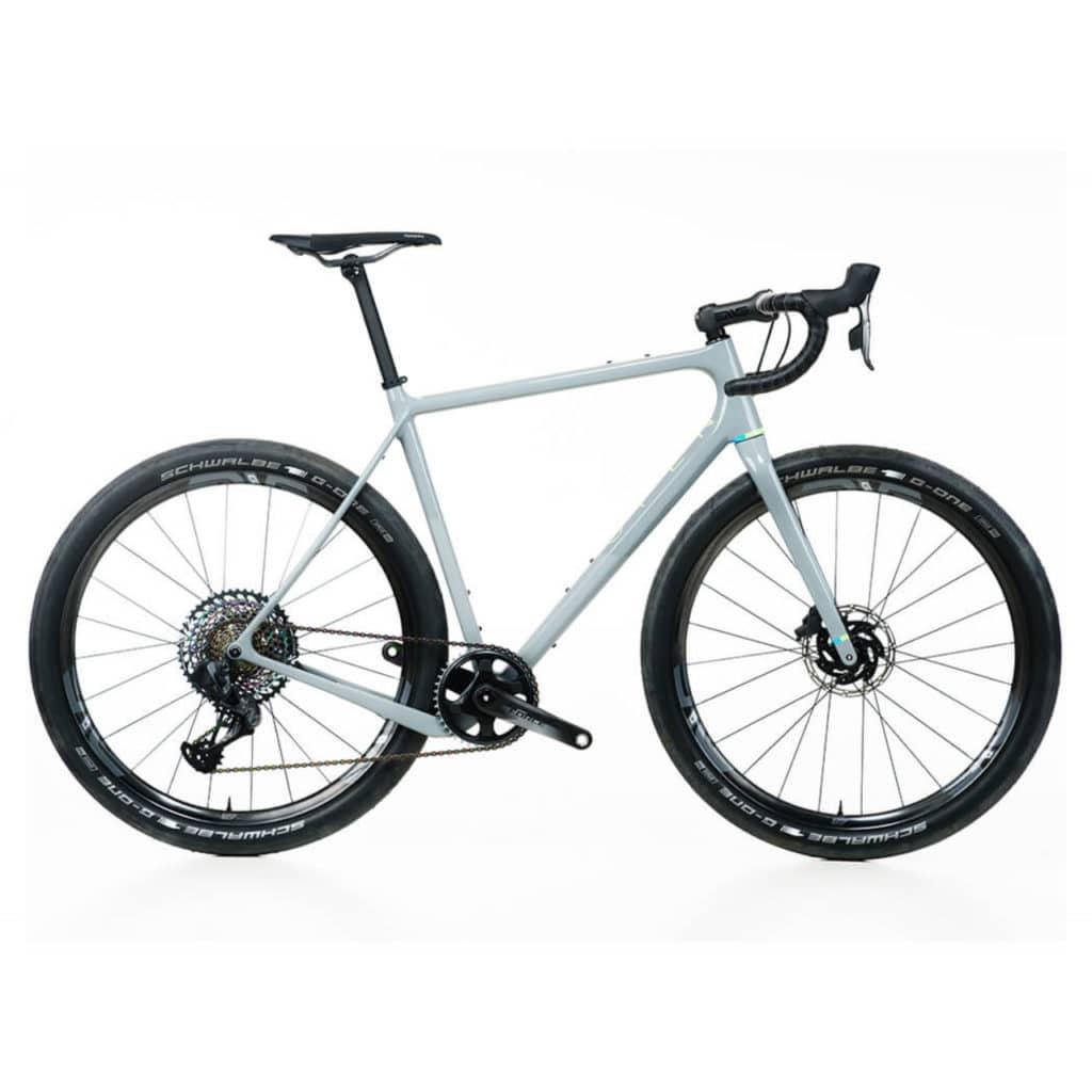 OPEN WI.DE. Force_Eagle AXS complete bike 2021 - Grey
