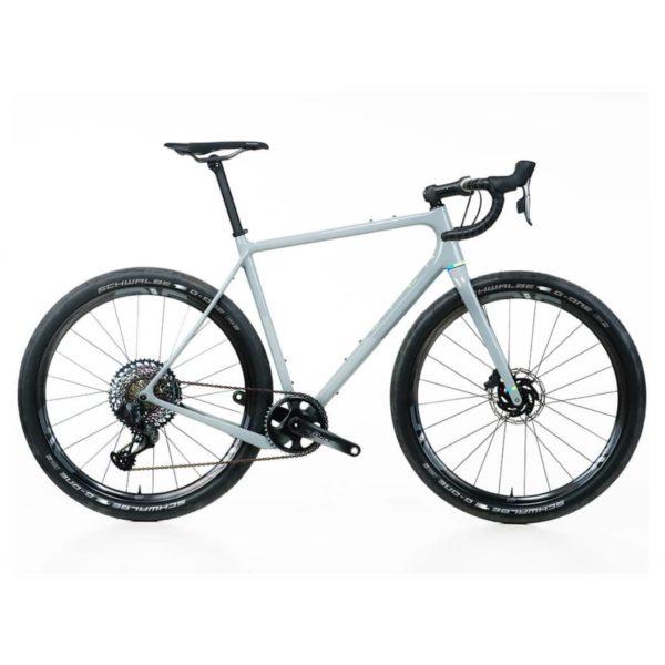 OPEN WI.DE. Force/Eagle AXS complete bike 2021