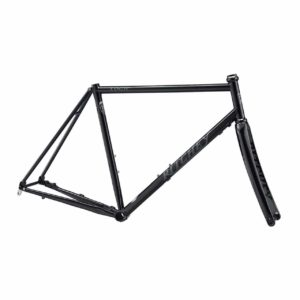 RITCHEY Road Logic Frameset 2021 - Black-Charcoal