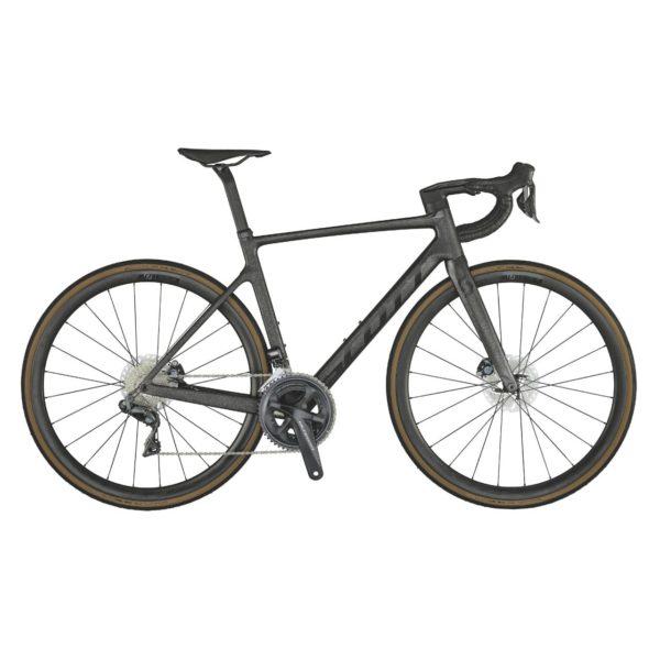 SCOTT Addict RC 15 2021 - carbon onyx black