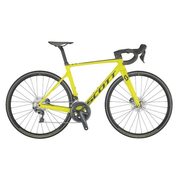 SCOTT Addict RC 30 2021 - Yellow