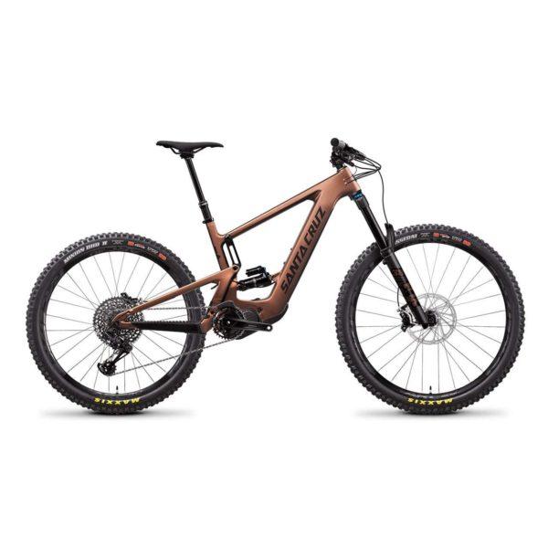 Santa Cruz e-Mtb Bullit CC S 2021 - Copper