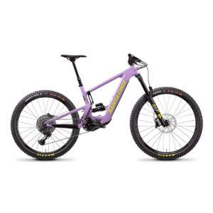 Santa Cruz e-Mtb Bullit CC S 2021 - Lavender