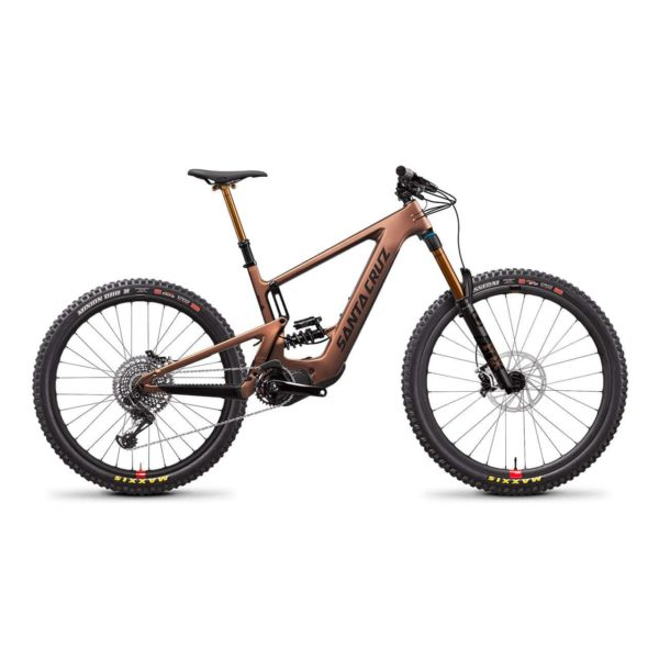 Santa Cruz e-Mtb Bullit CC X01 COIL RSV 2021 - Copper