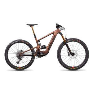 Santa Cruz e-Mtb Bullit CC X01 RSV 2021 - Copper