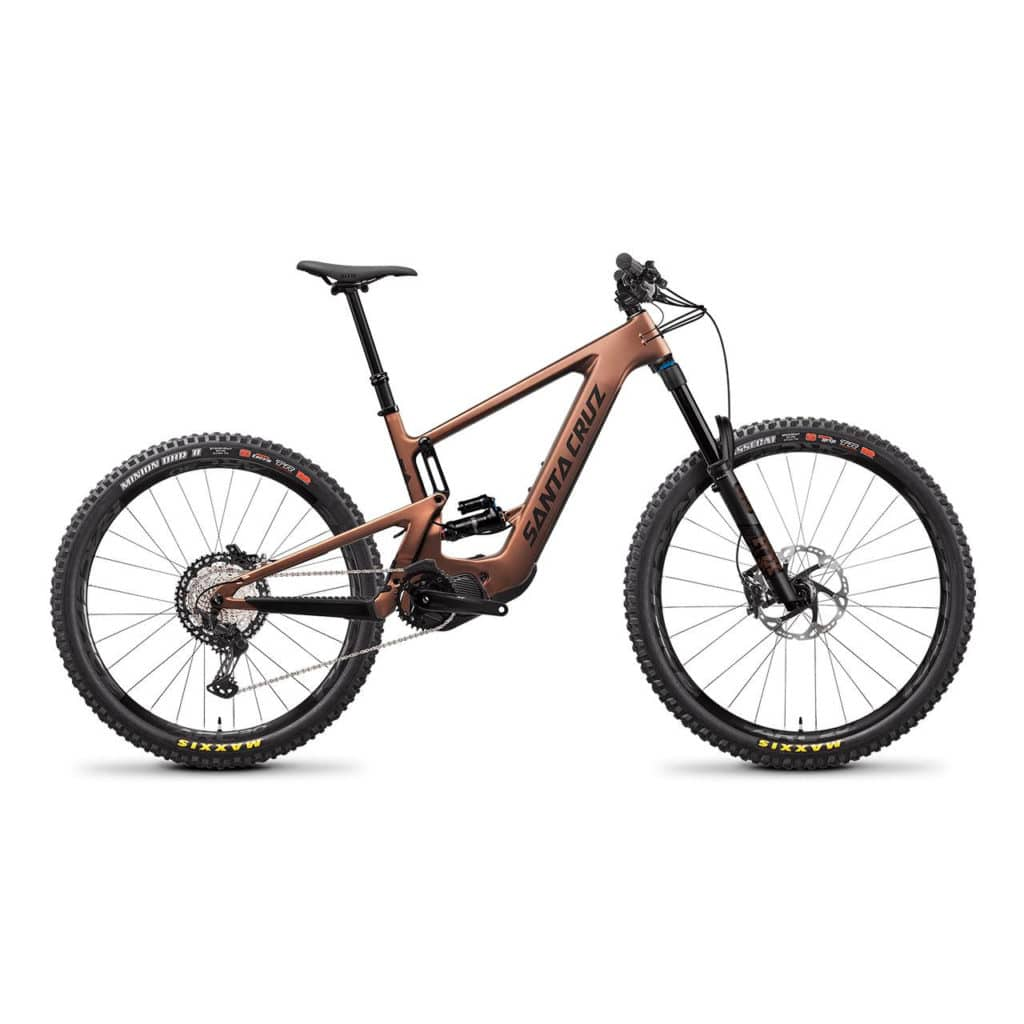 Santa Cruz e-Mtb Bullit CC XT 2021 - Copper