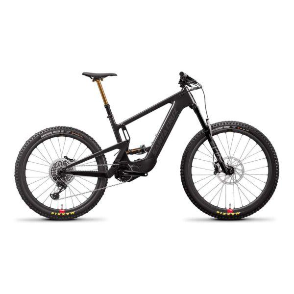 Santa Cruz e-Mtb Heckler CC MX LITE X01 RSV 2021 - Carbon