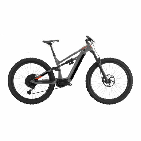CANNONDALE Moterra Neo 4 2021 - Impact Orange