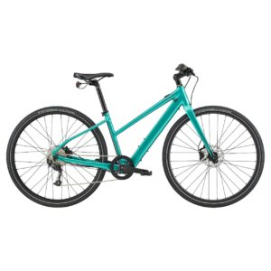 CANNONDALE Quick Neo SL 2 Remixte 2021 - Turquoise