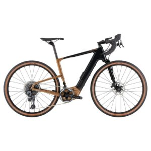 CANNONDALE Topstone Neo Carbon lefty LE 2021 - Copper