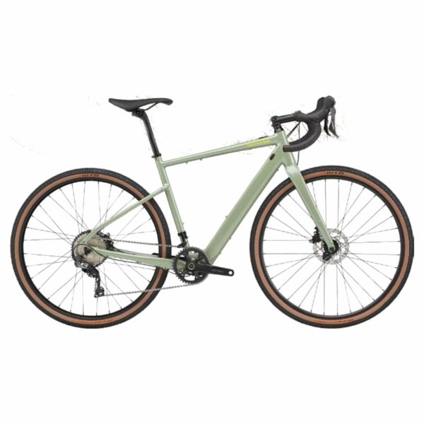 CANNONDALE Topstone Neo SL 1 2021 - Agave