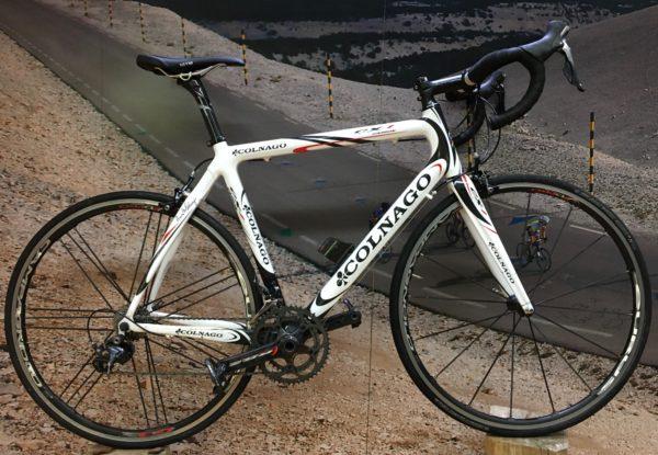 bicicletta da corsa colnago di bikecafe