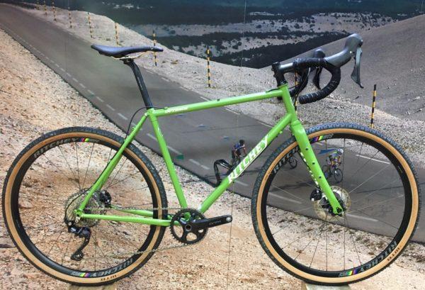 RITCHEY OUTBACK 2020 bici demo/USATO