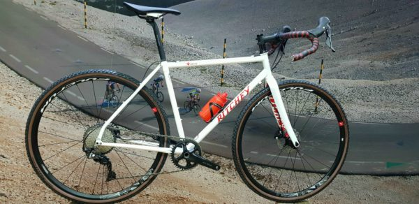 Ritchey Swiss Cross vista dal lato