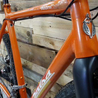 salsa warbird gravel bike