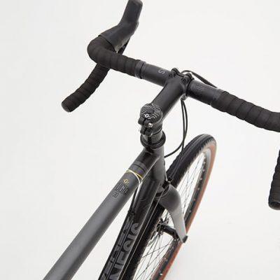 genesis fugio 30 gravel bike in acciaio