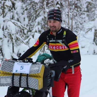 Avventure in bicicletta con Luca Bettinsoli